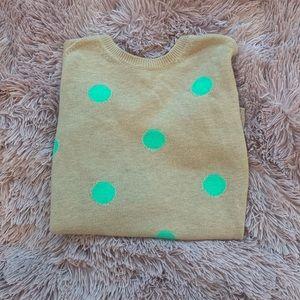 GAP Polka Dot Sweater
